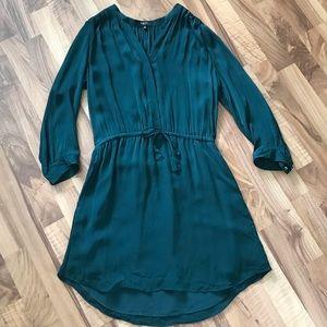 Aritzia Babaton Bennet Dress sz M Silk